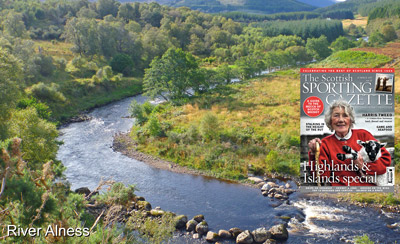 scottish sporting gazette poll of best small salmon rivers